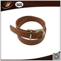 2016 New Design Fashion Belts strong PU Leather Belt