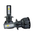 Top Quality 30W 4800lm three Color H7 LED Car Light Car Headlight