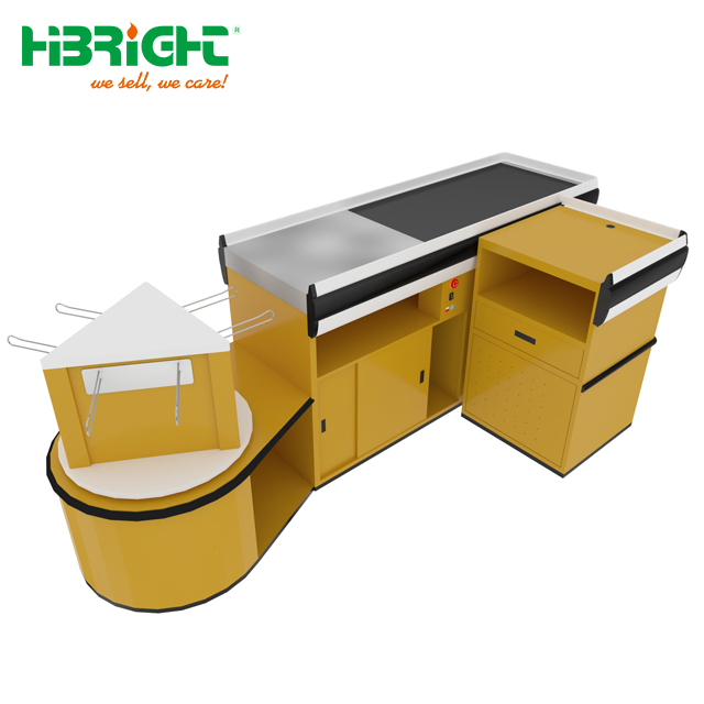 Chinese Supermarket Equipment Financing and manufacturing Modern Supermarket Design with 3D layout