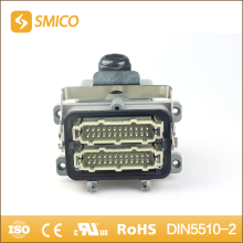 SMICO Famous Products Electrial Heavy Duty 48 Pins Connector With Hood And Housing