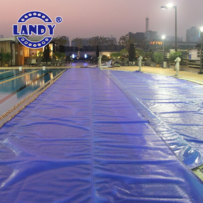 Wholesale platform pool cover flat piscina to keep leaves out reduce evaporation,affordable all season pool covers