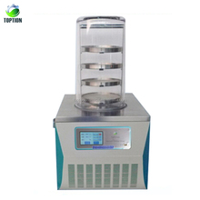 TOPT-10A Medical use 3~4 Kg/24h Vacuum lyophilizer price Food Freeze Dryers