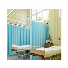 Fire Proof and Anti-microbial Hospital Emergency Room Curtain