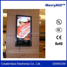 Vertical and Horizontal Advertising 32 inch 42 inch 50 inch 55 inch LCD Monitor Manufacturers