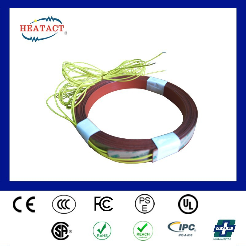 Taiwan custom designed high frequency silicone rubber band heater