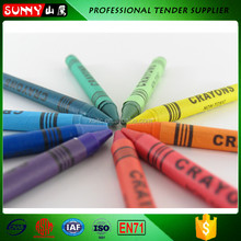 New Arrival Rainbow Body Grease Twisted Crayon