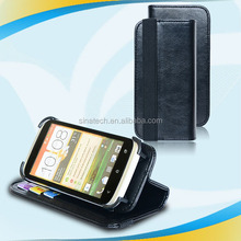 High Quality 360 rotate Tablet leather jewelry phone case for samsung galaxy s2