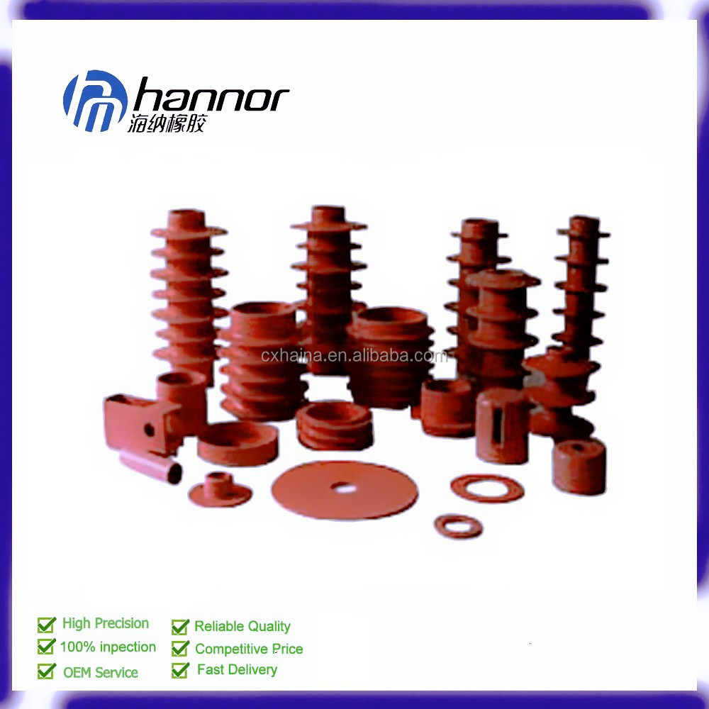 rubber insulator