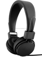 High-end mfi data cable Wired retractable headset, super bass stereo wired communication headphone
