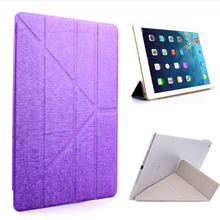For IPad Mini1/2/3 Air/Air2 Leather PU Hybird Magnetic Stand Smart Cover Case