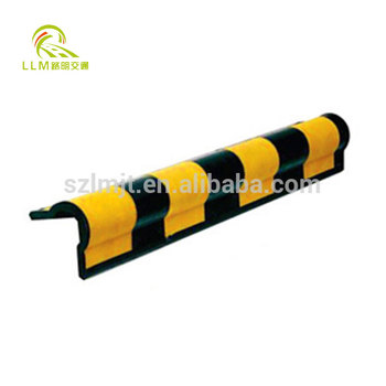 Custom High Reflective rubber pillar guard parking column corner guard