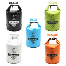 Amazon Hot Sale Ultralight Outdoor 5 Colors Men Women Ocean Pack Drifting Package Swimming Dry Bag