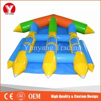 High-quality cheap pvc inflatable boat for sail