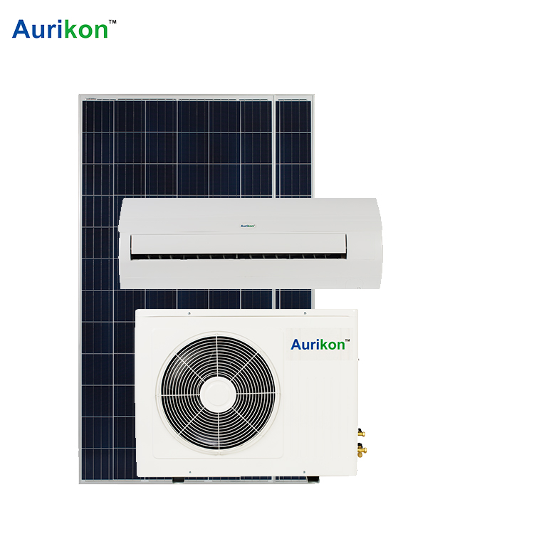 solar power split unit air conditioner to run <strong>ac</strong>