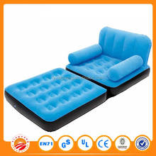 Wholesale price high quality PVC loung sofa air filled inflatable sofa furniture