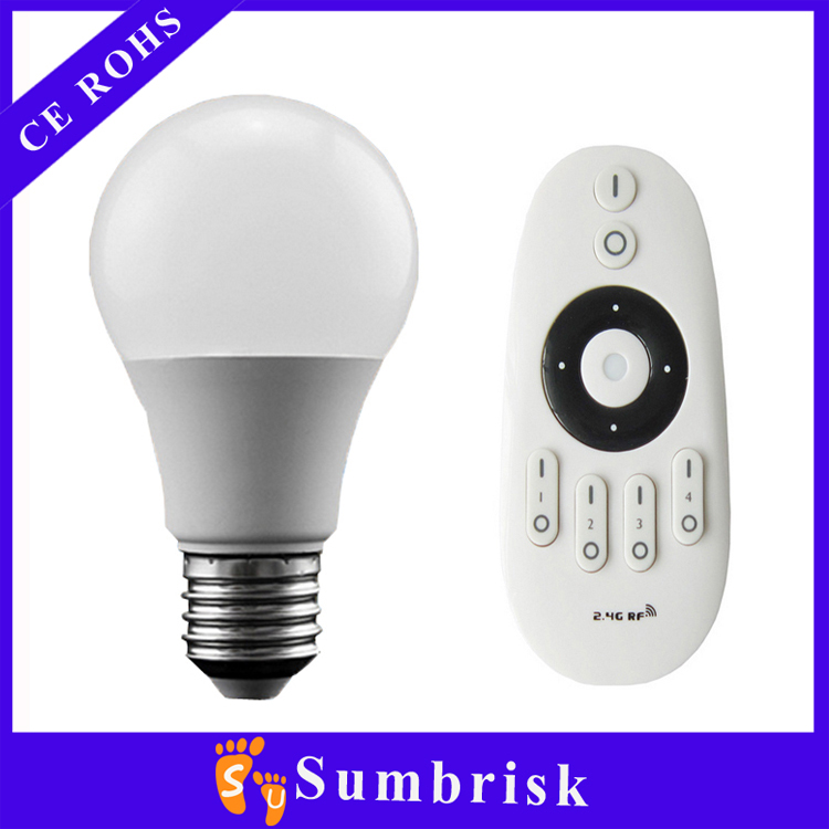 Factory supply 8w e14 e26 e27 wifi led bulb