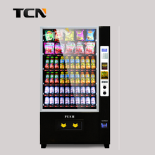 Best seller ! Snacks and Beverages Combo Vending Machine, TCN-D720-10G