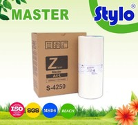 Long life compatible digital RZ A4 Master for Riso