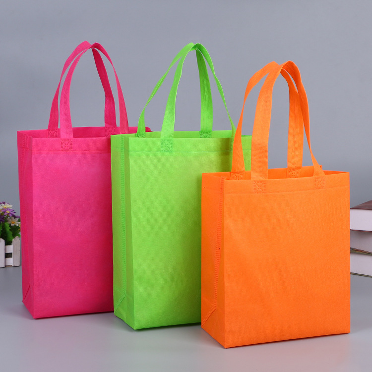 Production Recyclable P-P Non Woven Bag