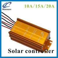 Factory wholesale solar led street light computer control pwm solar home system