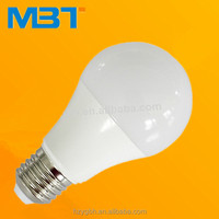 M.B.T LIGHTING New Best Selling high power 7w electric bulb E27 with CE and RoHS