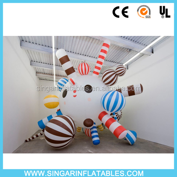 Lovely inflatable decoration,inflatable art,marketing inflatables