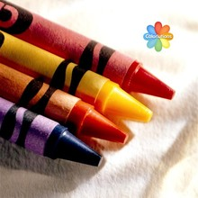 Painting set color crayon