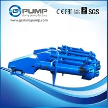 axial flow pump used for river
