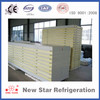 Cold room PU (Polyurethane) rigid insulation board/ Cold room panels