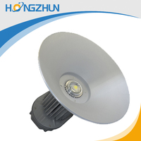 CE ROHS approved ufo led high bay light Meanwell driver Epistar/ Bridgelux chip
