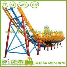 China Modern Amusement Park Rides flying UFO for sale