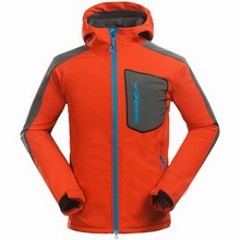 2017 Winter Warm Softshell Jackets Coat Waterproof Windproof Outdoor Sport Windbreaker Men Trekking Climbing Ski Hiking Jackets