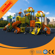 Exciting theme park outdoor playground amusement equipment