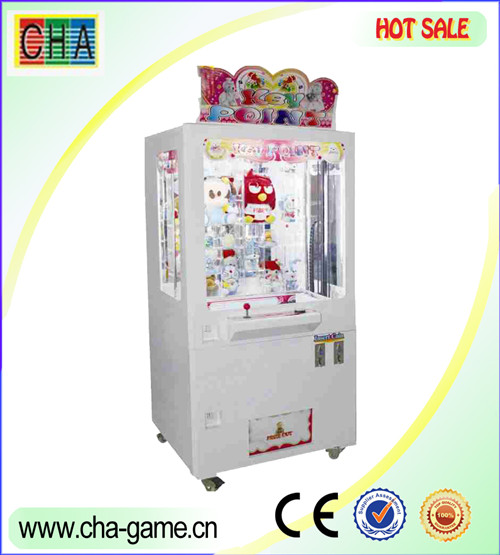 key point grabber prize machine