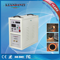 Good sale 35kw high frequency induction stainless steel die casting machine