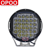 Arb spot auto 12v led driving lights, 9 inch round 96w auto 12v led driving lights