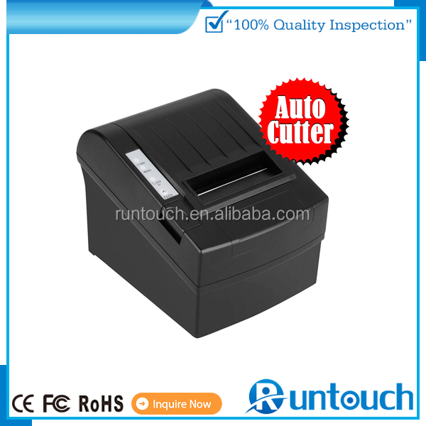 Runtouch vending machine distributor 1d barcode scanner android usb printer for pos system