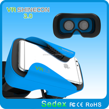 3d virtual reality glasses for iphone vr google 3d video, cardboard VR G3 for sale