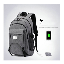 Outdoor usb laptop lightweight waterproof travel backpack sport