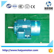 380V 220v 50Hz 60Hz 200kw 270hp three phase electric motor 100 kw