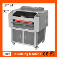 Automatic Multi Roller UV Embossing Machine For Photo