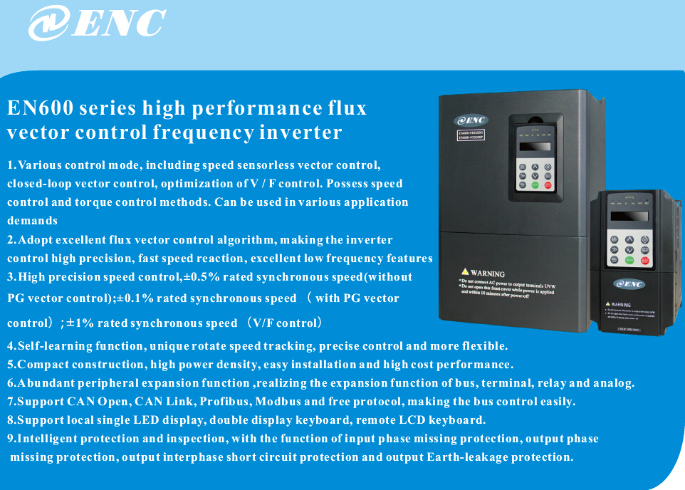 50,60 hz ,3 phase 380V, 11Kw variable motor speed drive,vfd for pipe bender machine