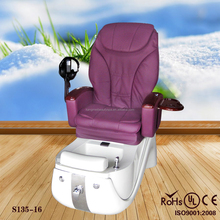 Hot sale purple pedicure chairs uk/modern spa tech pedicure chair KM-S135-16