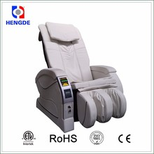 Super multifunction paper money token operated massage chair cover