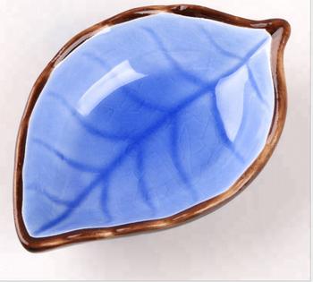 Hot selling Environmentally friendly ceramics sauce dish soy sauce dish / saucer