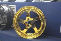 many spokes car wheel with19inch alloy wheel rim