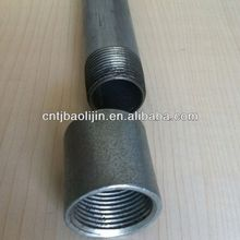 female coupling with copper thread