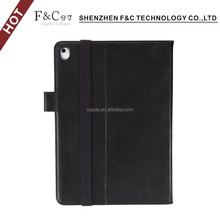 hot selling new design pu leather case for asus transformer book style 9.7'' tablet