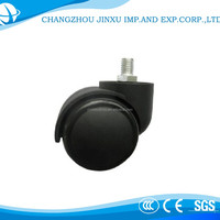 Casters And Wheels Plastic Twin Wheel