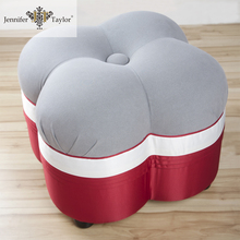 Fashionable design filling foam ottoman made in China